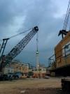 اصلاح منارة المسجد البحري (خدعة بصرية)