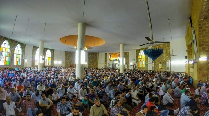 من أجواء عيد الأضحى المبارك…