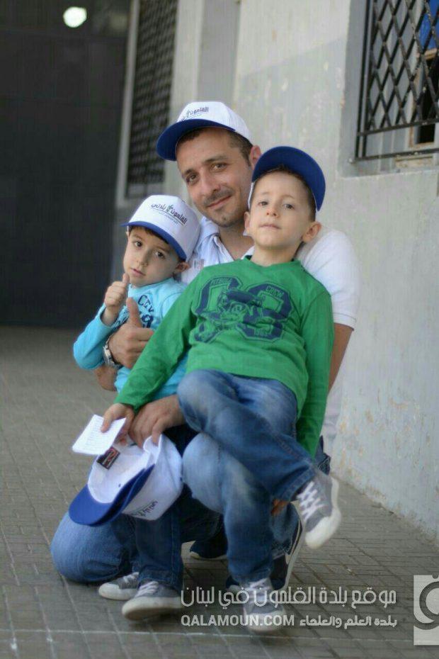 المرشح البلدي شادي مصطفى زيدان - لائحة القلمون بلدتي